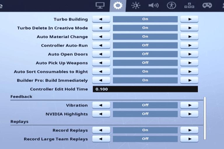 Tfue Fortnite Settings & Keybinds (Updated 2019