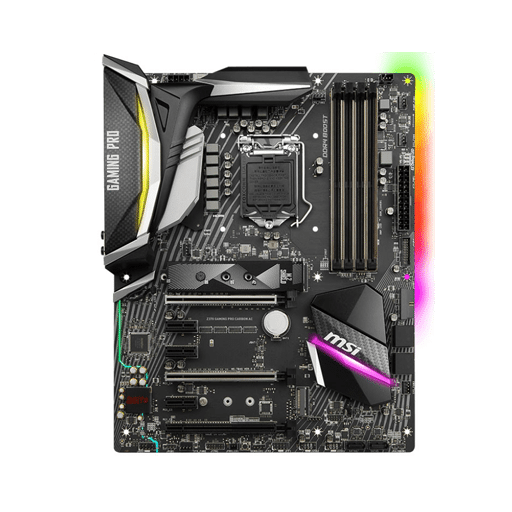 MSI Pro Carbon Z370 Motherboard