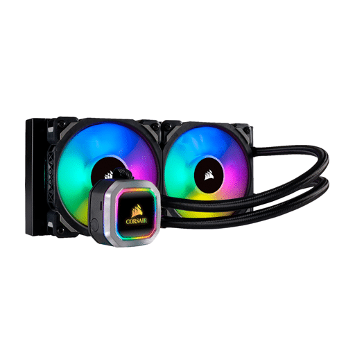 Corsair H100i RGB Platnium Cooler