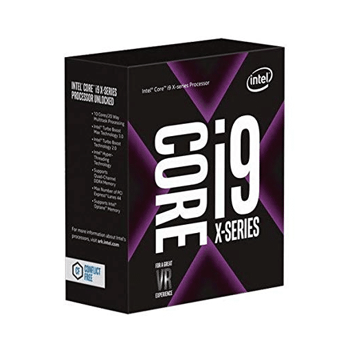 Intel Core i9-7940X CPU