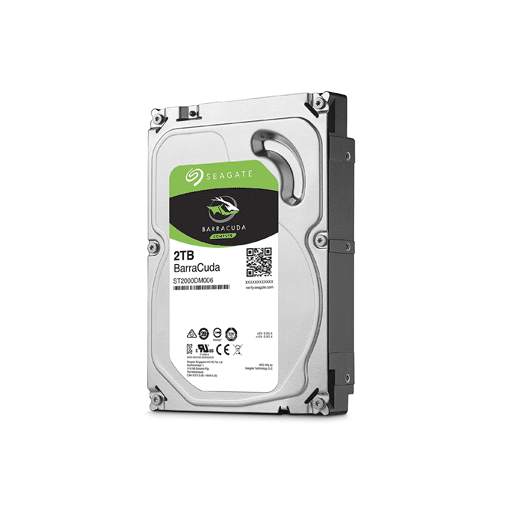 Seagate Barracuda HDD