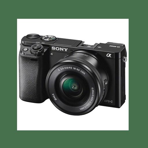 Sony Alpha A6000 Camera