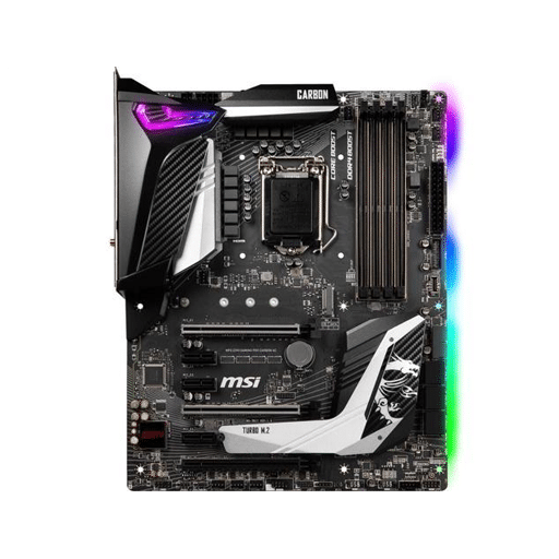 MSI Z390 Gaming Pro Carbon Motherboard