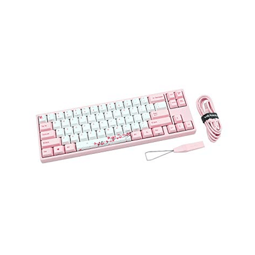 Ducky Miya Pro Sakura Keyboard
