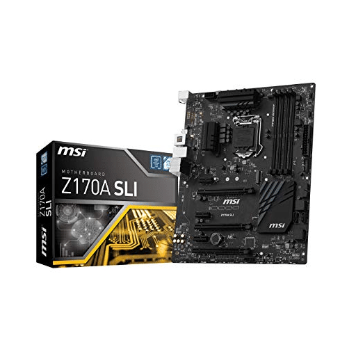 MSI PRO Solution Z170A Motherboard