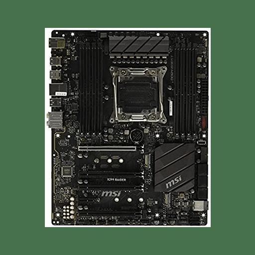 MSI Pro X299 Raider Motherboard