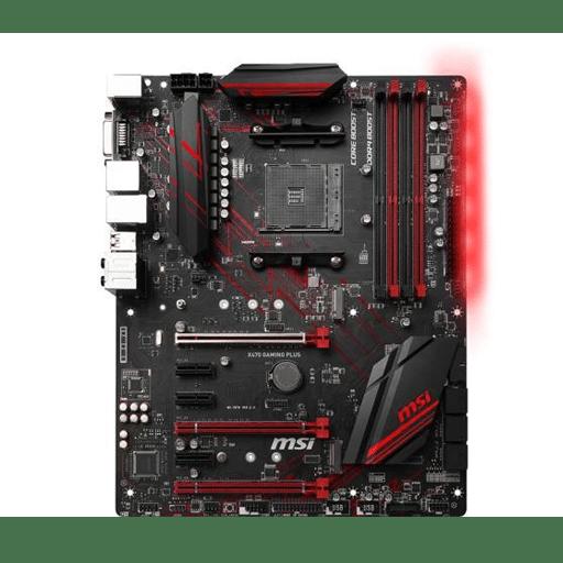 MSI X470 Gaming Plus motherboard
