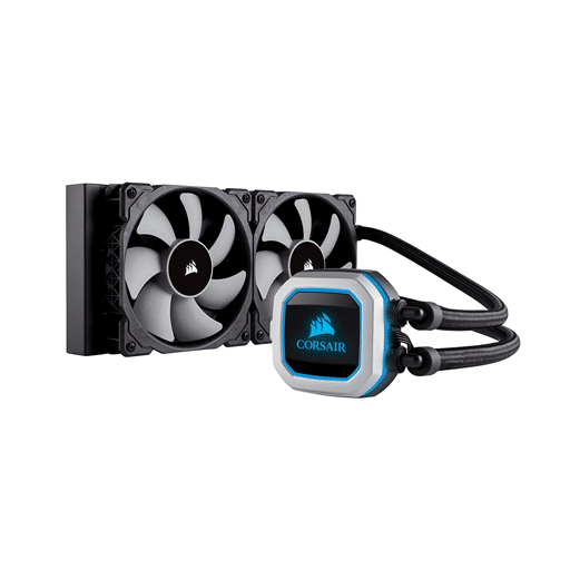 Corsair H100I Liquid Pro Cooler