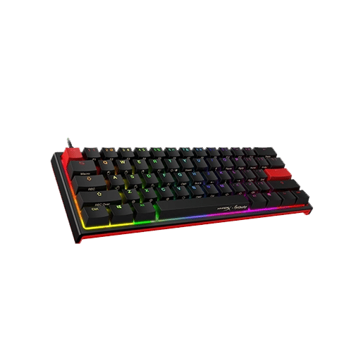 HyperX X Ducky One 2 Mini RGB Keyboard
